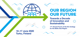 EUSBSR Annual Forum 2020 Turku